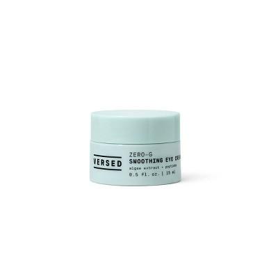 Versed Zero-G Smoothing Eye Cream - 0.5 fl oz