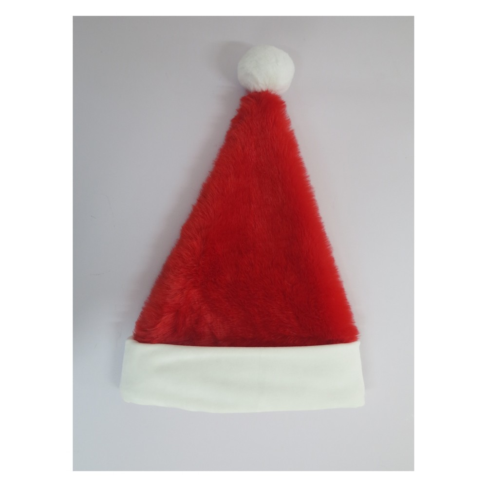 Santa Hat Costume Accessory - Wondershop, Red