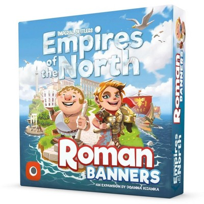 Imperial Settlers - Empires of the North, Roman Banners Board Game