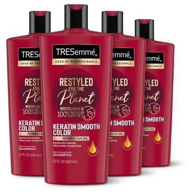 TRESemme Keratin Smooth Pro Collection Shampoo - 4pk/22 fl oz each