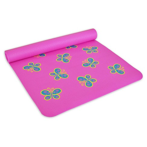 DragonFly Studio® Kids' Yoga Mat  (4mm) - image 1 of 3