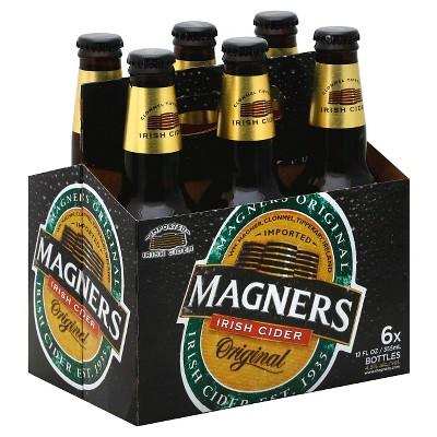 Megner's Irish Cider - 6pk/12 fl oz Bottles