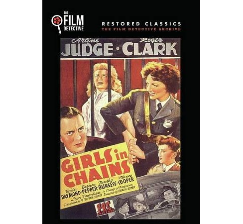 Girls In Chains (DVD) - image 1 of 1