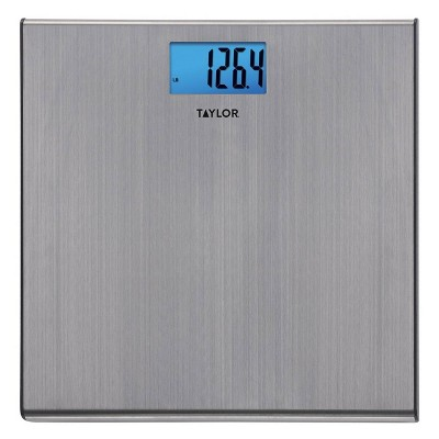 Digital Thin Stainless Steel Bathroom Scale - Taylor