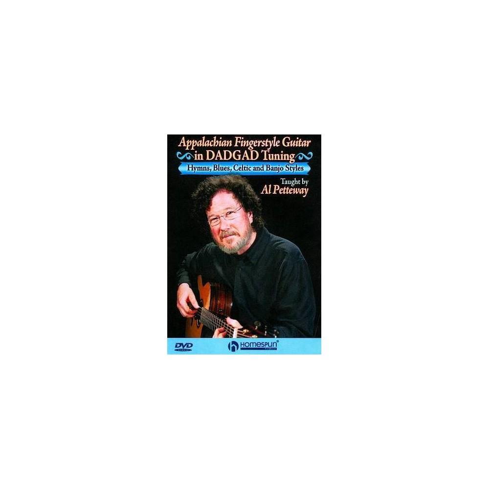 Appalachian Fingerstyle Guitar In Dad (Dvd)