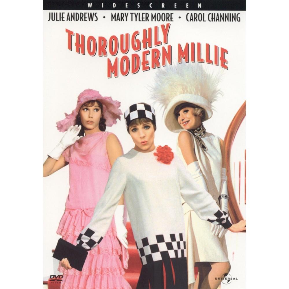Thoroughly Modern Millie (dvd_video)