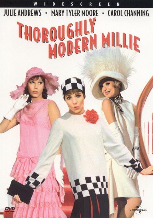 Thoroughly Modern Millie (dvd_video) - image 1 of 1