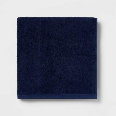 XL Everyday Bath Towel Navy - Room Essentials™