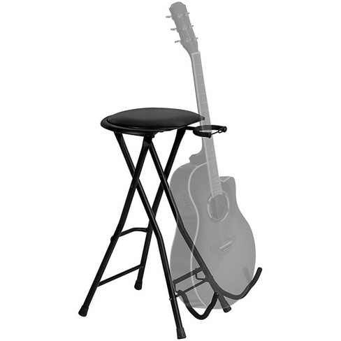 On-Stage DT7500 Guitarist Stool with Footrest - image 1 of 1
