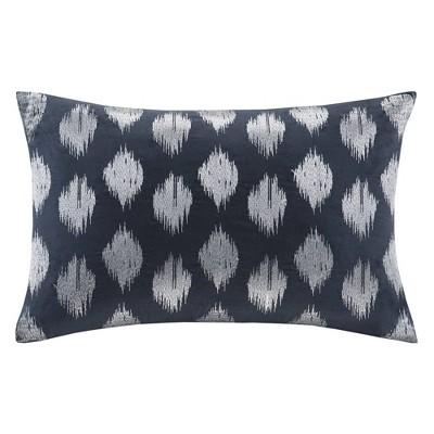Nadia Dot Embroidered Throw Pillow