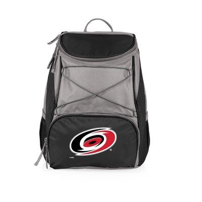 NHL Carolina Hurricanes PTX Backpack Cooler - Black