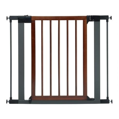 Munchkin Wood Steel Safety Gate Target