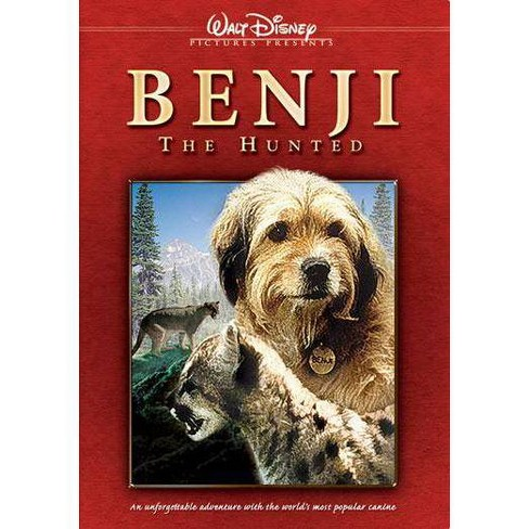 Benji The Hunted (DVD) - image 1 of 1