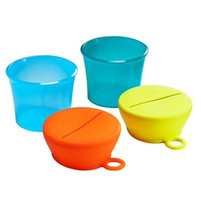 Boon SNUG Snack Cup - Green