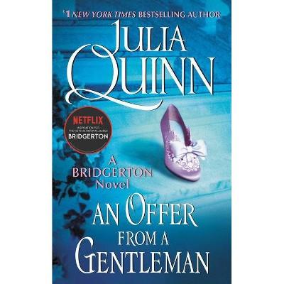An Offer from a Gentleman - (Bridgertons, 3) by Julia Quinn (Paperback)