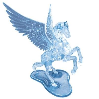 University Games Pegasus 44 Piece 3D Crystal Jigsaw Puzzle