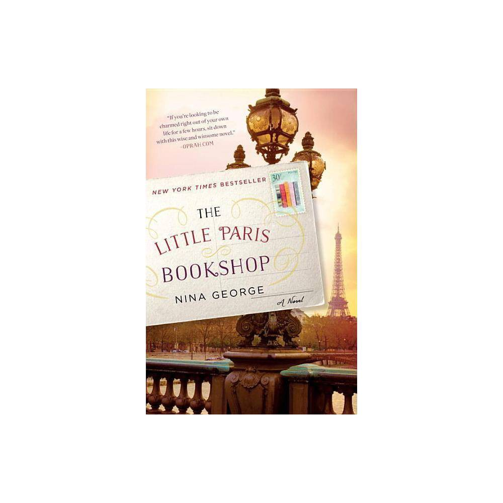 The Little Paris Bookshop Paperback By Nina George