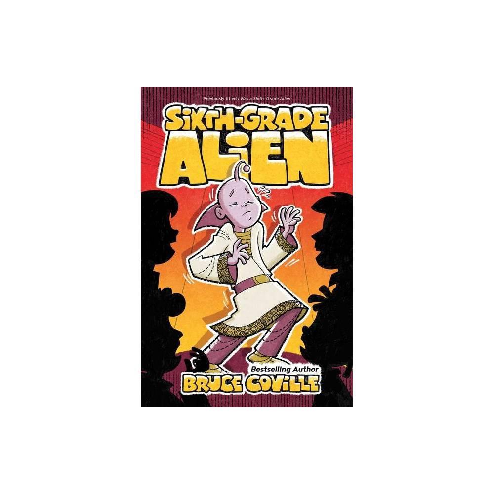 Sixth Grade Alien By Bruce Coville Paperback