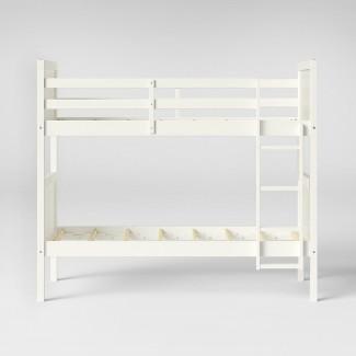 Osa Kids Bunk Bed Twin Cream - Pillowfort™