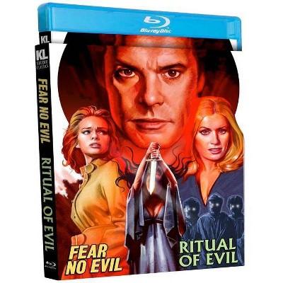 Fear No Evil / Ritual of Evil (Blu-ray)(2020)