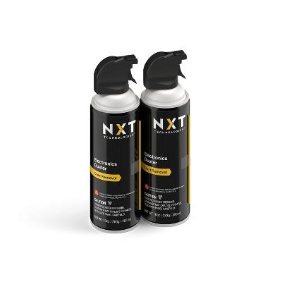NXT Technologies Air Duster, 10 Oz., 2/Pack (NX57527)