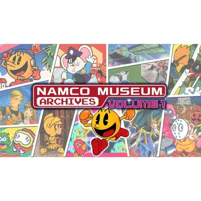 Namco Museum Archives Volume 1 - Nintendo Switch (Digital)