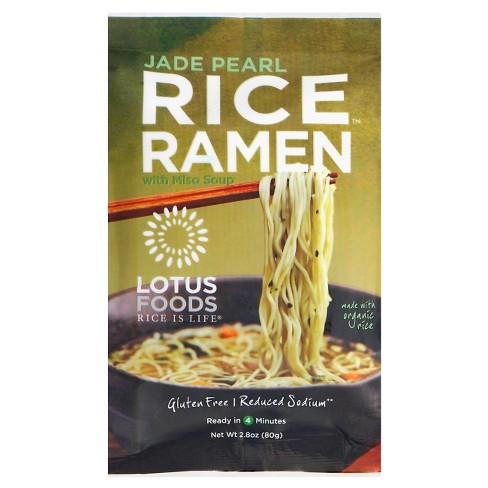 Lotus Jade Pearl Rice Ramen 2.8-oz. - image 1 of 4