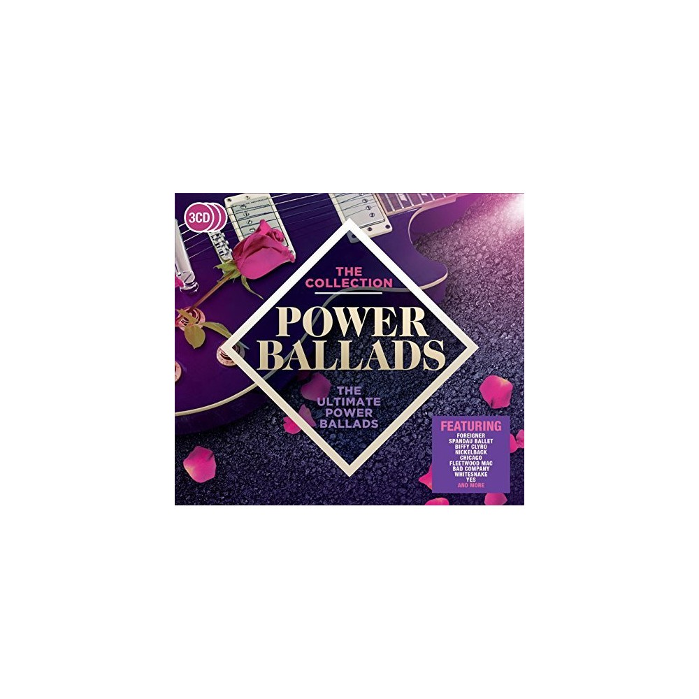 Power Ballads: Collection & Various - Power Ballads: Collection / Various (CD)