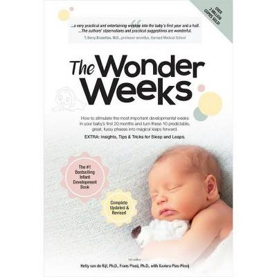 The Wonder Weeks - 5 Edition by Frans X Plooij & Hetty Van de Rijt (Paperback)