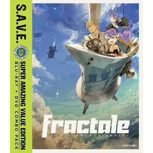 Fractale: The Complete Series (Blu-ray) - image 1 of 1