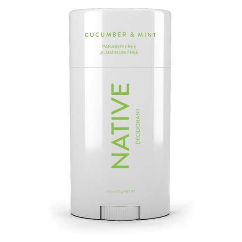Native Cucumber & Mint Deodorant - 2.65oz - image 1 of 2