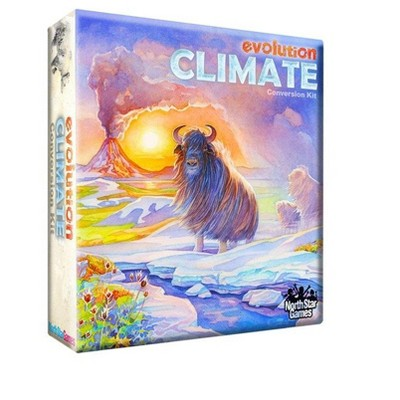 Evolution - Climate Conversion Kit Board Game