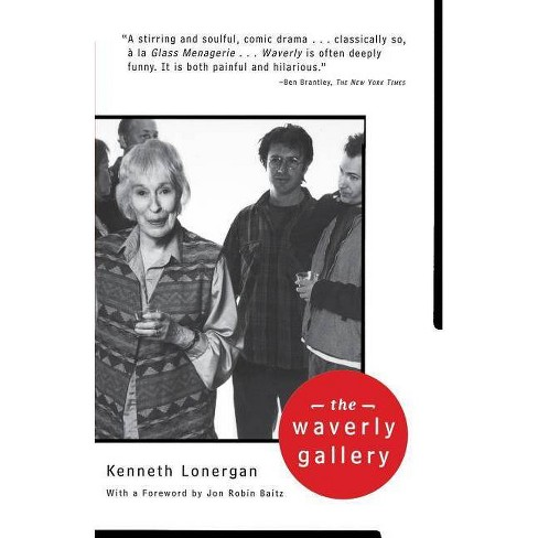 Waverly Gallery - by  Kenneth Lonergan (Paperback) - image 1 of 1