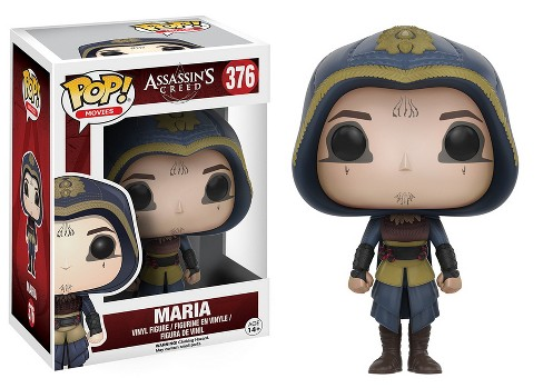 POP! Games: Assassin's Creed - Maria - image 1 of 1
