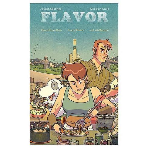 Flavor - by  Joseph Keatinge & Ali Bouzari (Paperback) - image 1 of 1