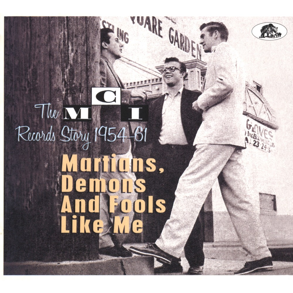 Various - Martians Demons And Fools Like Me:Mci (CD)