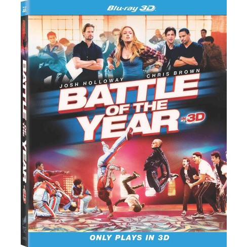 Battle of the Year (Includes Digital Copy) (UltraViolet) (Blu-ray) - image 1 of 1