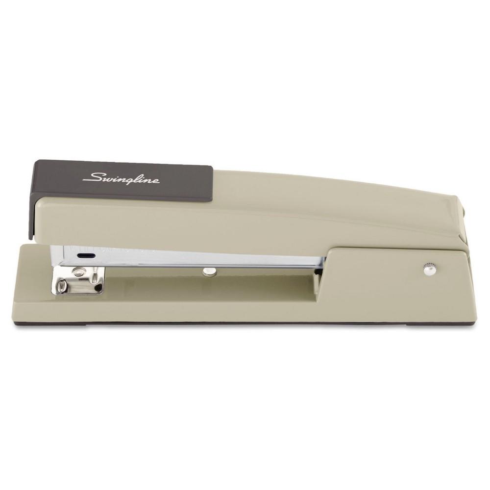 Swingline Classic Full Strip Stapler, 20 Sheet Capacity - Gray
