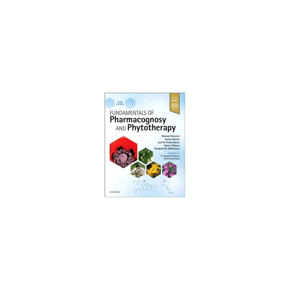 Fundamentals of Pharmacognosy and Phytotherapy - (Paperback)