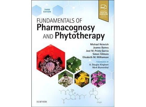 Fundamentals of Pharmacognosy and Phytotherapy -  (Paperback) - image 1 of 1