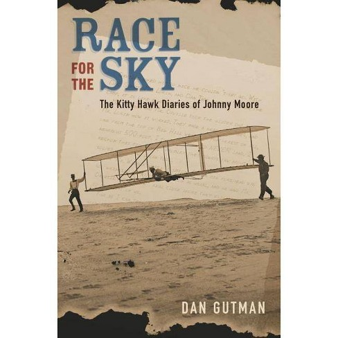 Race for the Sky - by  Dan Gutman (Hardcover) - image 1 of 1