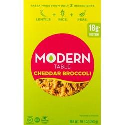 Modern Table Cheddar Broccoli Lentil Pasta Meal Kit - 10.01oz