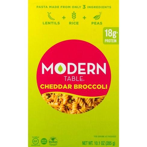 Modern Table Cheddar Broccoli Lentil Pasta Meal Kit - 10.01oz - image 1 of 3