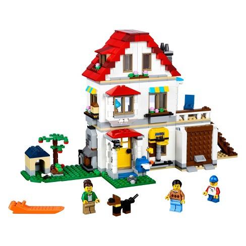 Lego Creator Modular Family Villa 31069 Target
