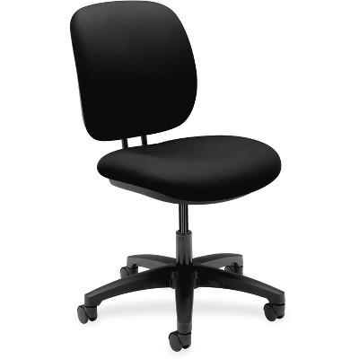 """HON Swivel Task Chair 23""""x23-3/4""""x38-1/4"""" Black 5901CU10T"""