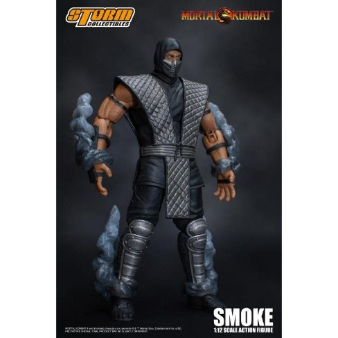 Mortal Kombat X Smoke