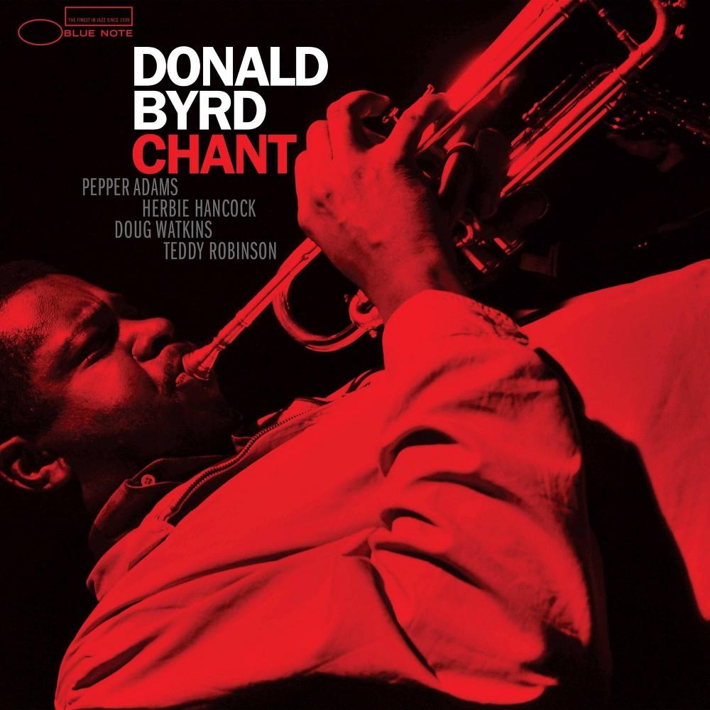 Donald Byrd Chant Lp Blue Note Tone Poet Series Vinyl