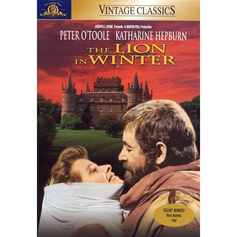 The Lion in Winter (DVD) Movies Top