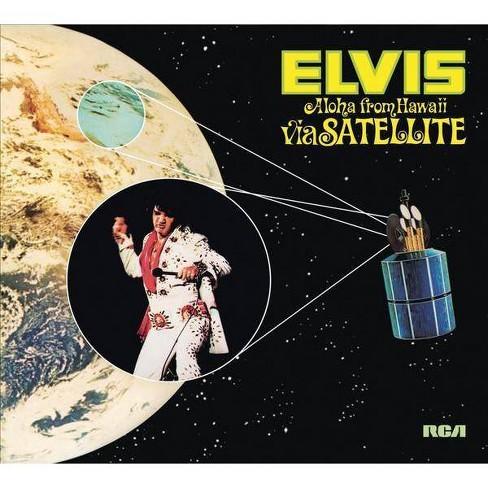 Elvis Presley - Aloha From Hawaii Via Satellite (CD) - image 1 of 1