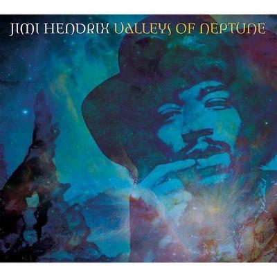 Jimi Hendrix - Valleys of Neptune (CD)
